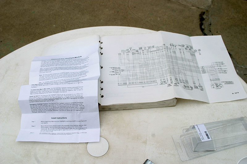 14b headlight modulator installation tutorial, photo illustrmond star  at aneh.co